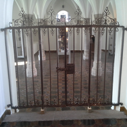 Middeleeuws hek